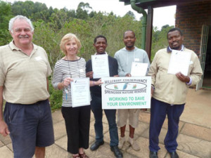 Environmental Training Course for Garden Workers